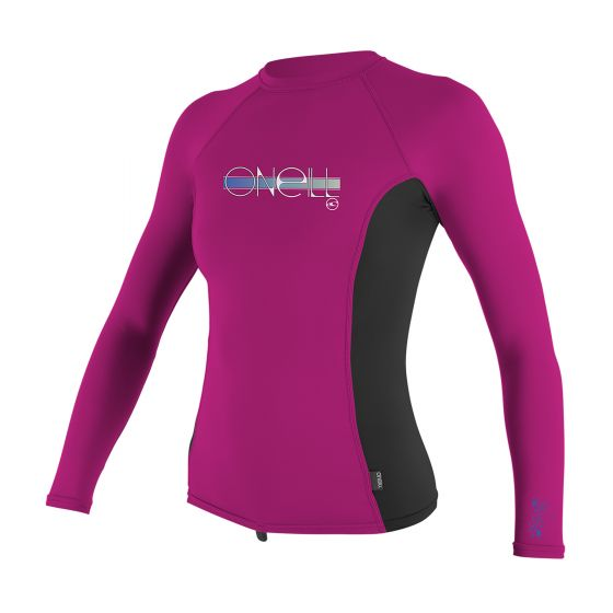 O'Neill Premium Skins Girls Rash Guard 2019