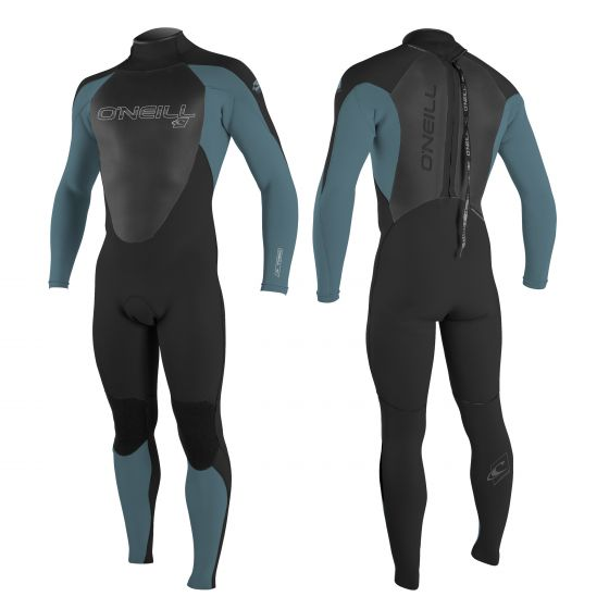 O'Neill Epic 4/3mm Wetsuit - Dusty Blue