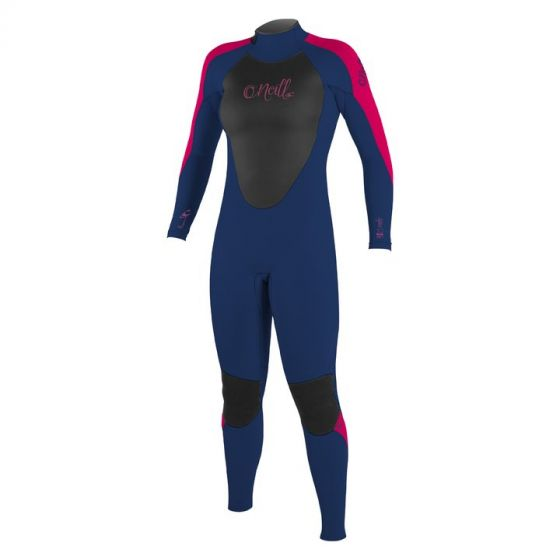 O'Neill Epic 4/3 back Zip Girls Wetsuit
