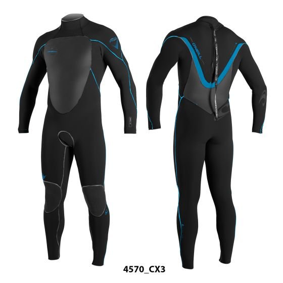 O'Neill Psychofreak 5/4 Zen Zip wetsuit