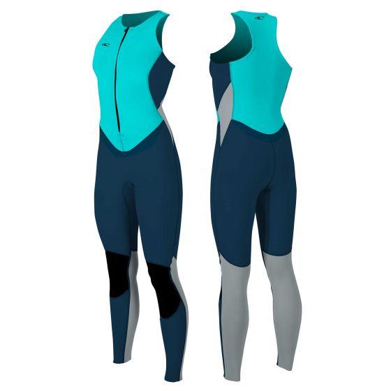 O'Neill Bahia 2mm Long Jane Ladies Wetsuit - 2017