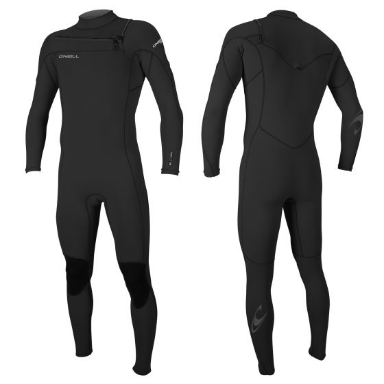 O'Neill Hammer 3/2mm Chest Zip Wetsuit 2018