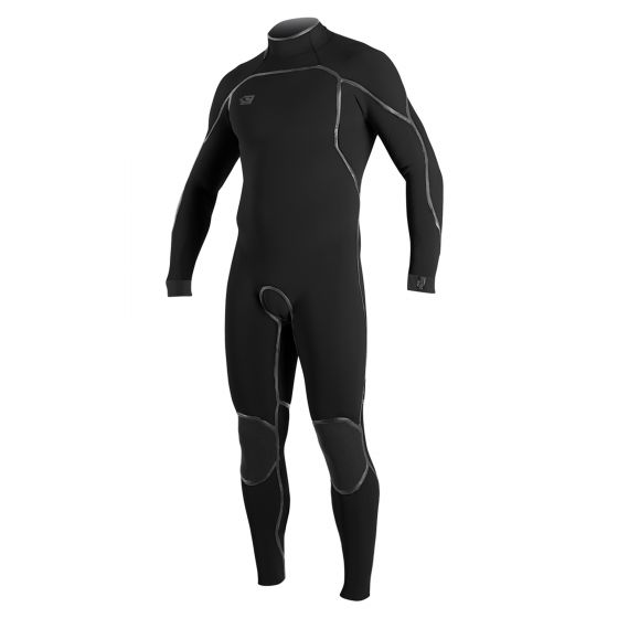 O'Neill Psycho One 4/3mm Back Zip Wetsuit 2018