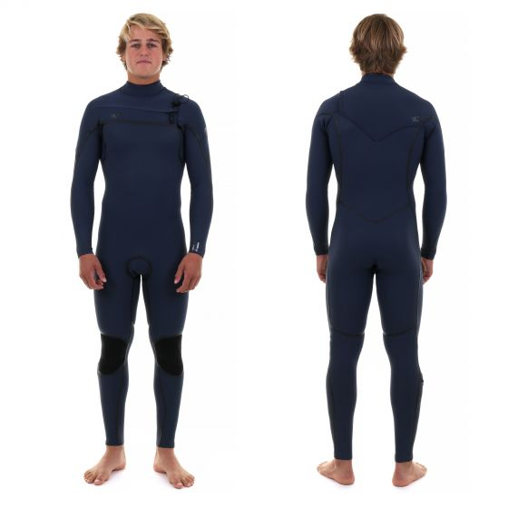 O'Neill Psycho One 3/2mm Chest Zip Wetsuit 2018