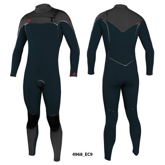 O'Neill youth 5/4mm Psycho One chest zip wetsuit