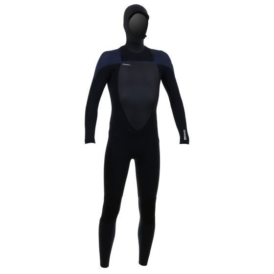 O'Neill Mutant 5/4mm Youth C/Zip Wetsuit With Hood 2019 - Black