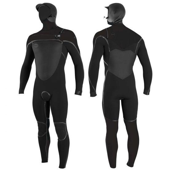 O'Neill Psychotech 6/4mm Hooded Wetsuit 2018
