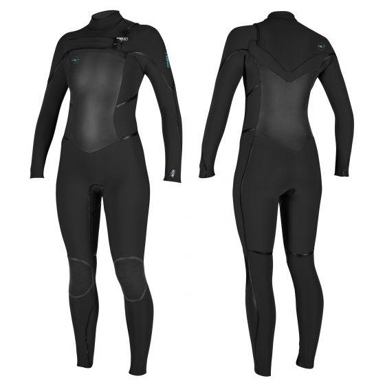 O'Neill Psychotech 5/4 Womens Chest Zip Wetsuit 2018