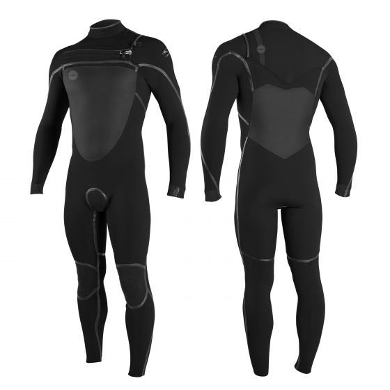 O'Neill Psycho Tech 3/2mm Fuze Mens Wetsuit 2019 - Black
