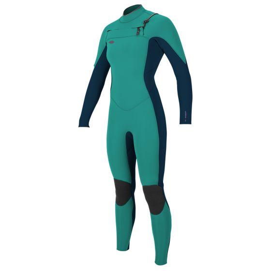 O'Neill hyperfreak 4/3mm ladies wetsuit 2018