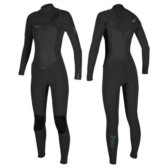 O'Neill Epic 5/4mm Women's chest zip wetsuit