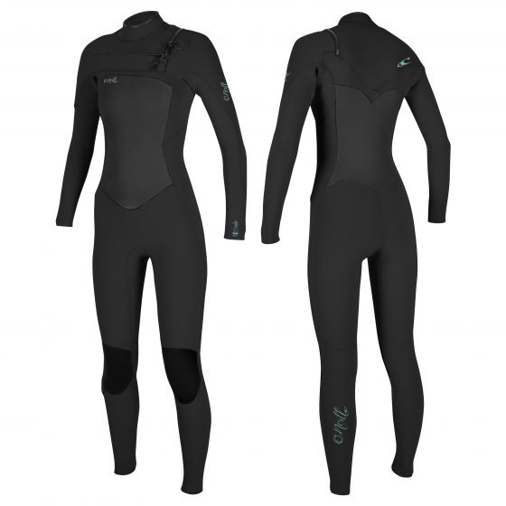 O'Neill Epic 3/2 chest zip women's wetsuit