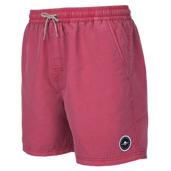RipCurl 'Volley Sunset Shades' 16'' Boardshorts - ('Light Red')