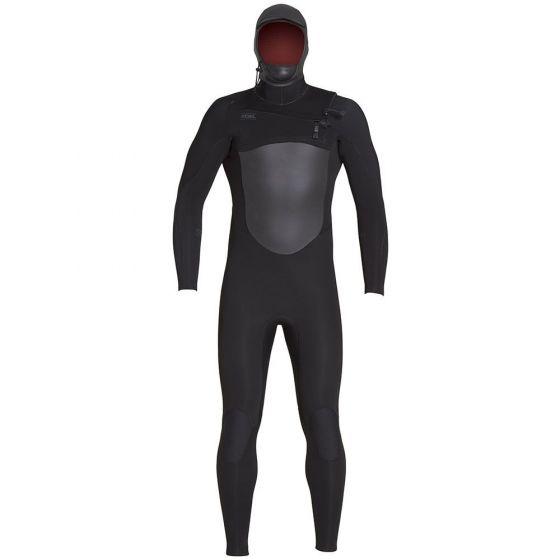 Xcel Infiniti 6/4mm Hooded Wetsuit