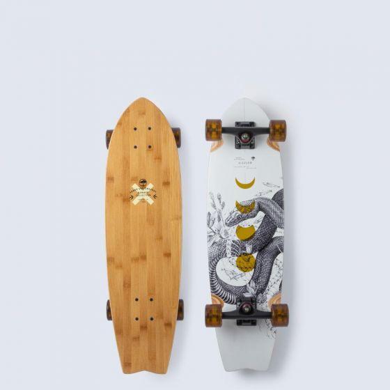 "Arbor Cruiser 30.5"" Complete Skateboard - Bamboo Sizzler"