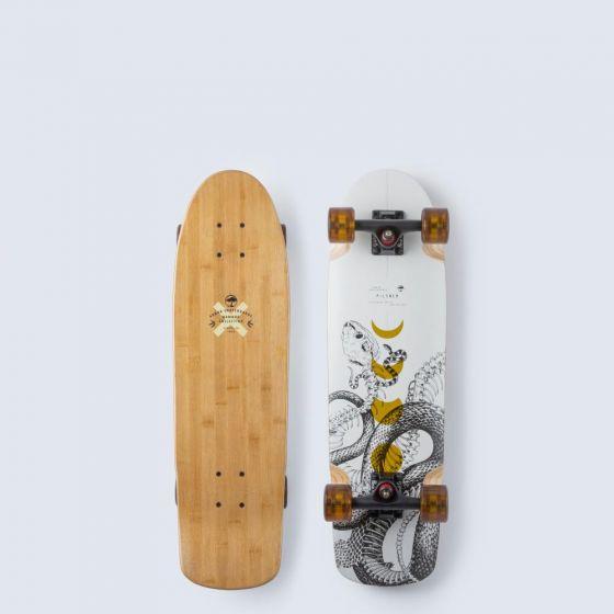 """Arbor Cruiser 28.75"""" Complete Skateboard - Bamboo Pilsner"""