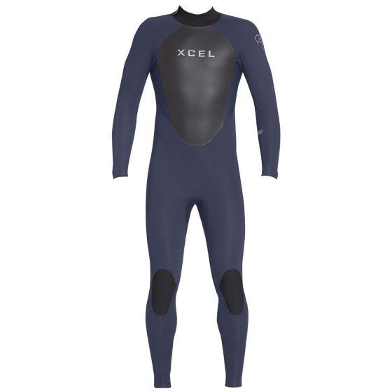 Xcel Axis back zip 4/3mm wetsuit 2019