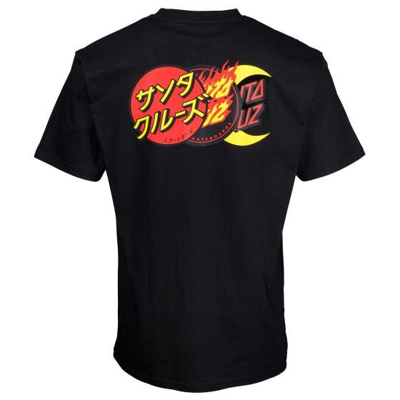 santa cruz tri dot t-shirt