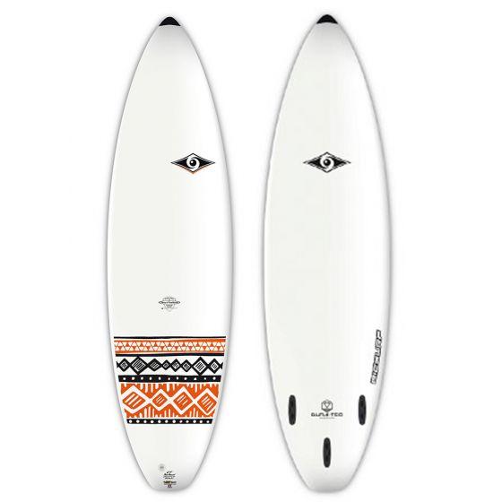 Bic 6'7 Shortboard Surfboard 2019 Model Front/Back