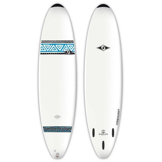 Bic 7'3 Mini Malibu Surfboard - 2019