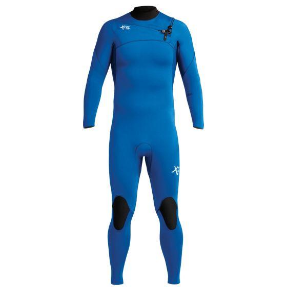 Xcel Mens Comp 4/3mm Wetsuit I Faint Blue I 2020