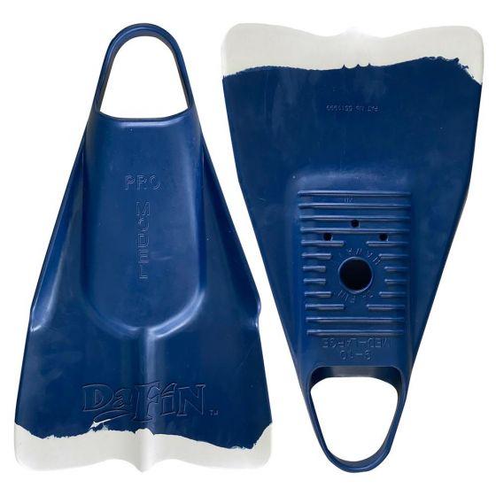 Dafin X WSL Swim Fins - Blue/White