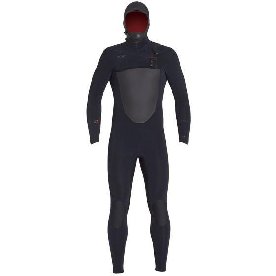 xcel drylock 6mm Men's hooded wetsuit