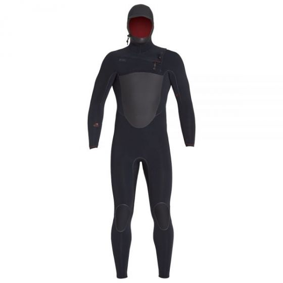 Xcel Drylock X 5/4mm Hooded Wetsuit 2019-Extra Large Short
