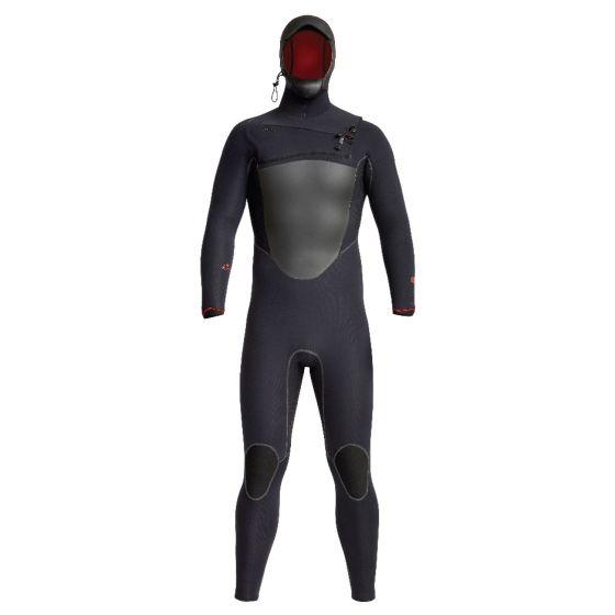 Xcel Drylock X 5/4mm Hooded Wetsuit