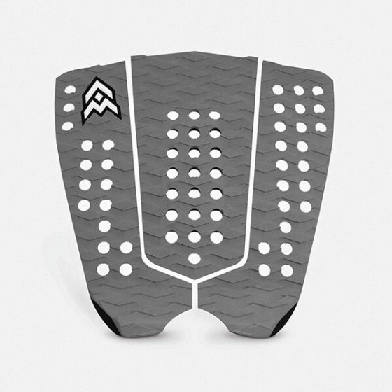Aerial Material Ezra Surfboard Grip Pad - Grey