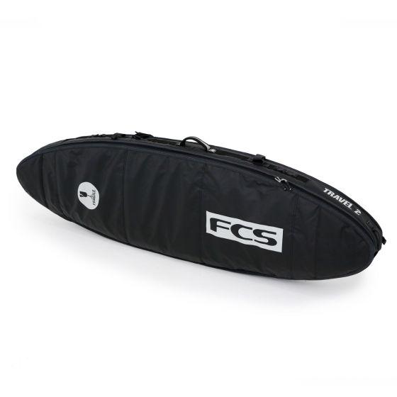 FCS Travel 2 All Purpose Board Bag - Black
