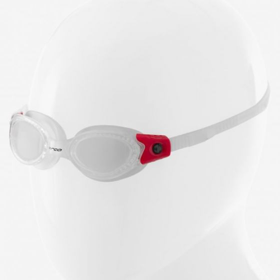Orca Junior Swimming Goggles in Clear