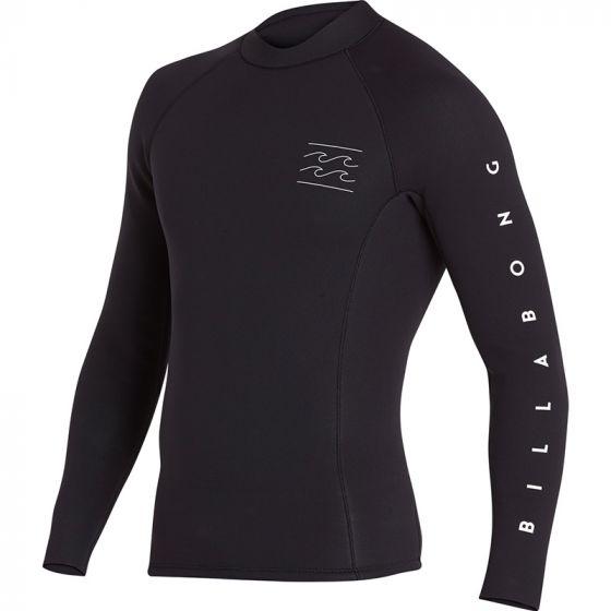 Billabong Revolution Pumpr 2mm Long Sleeve Wetsuit Jacket 2018
