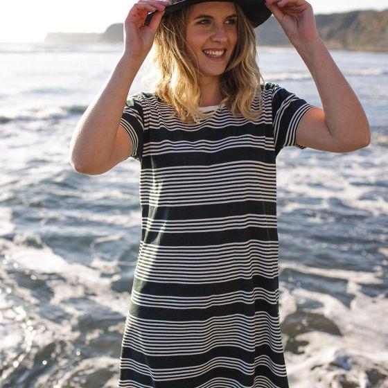 Passenger Heatwave Womens Dress - Stripe