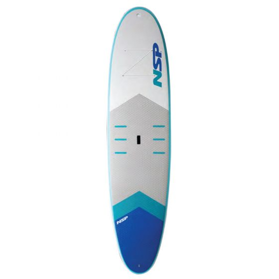 NSP 11'2'' Hit Cruiser SUP front