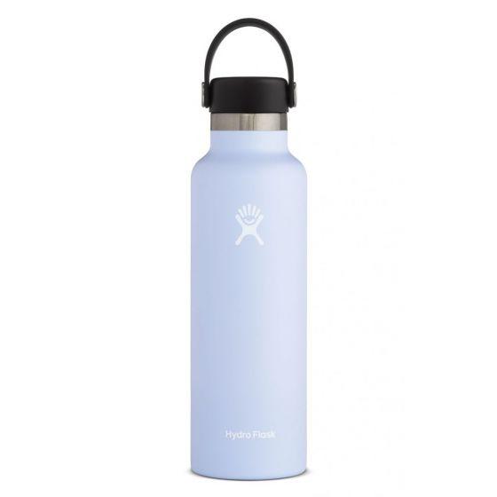Hydro Flask Bottle - 21oz Flex Cap with Standard Mouth - Fog