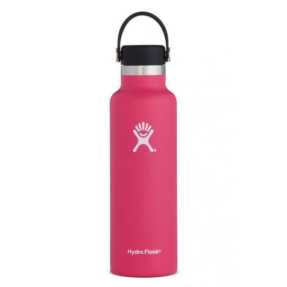 Hydro Flask Bottle - 21oz Flex Cap with Standard Mouth - Watermelon