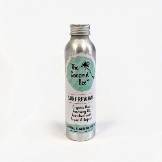 The Coconut Bee 'Surf Revival' Argan and Jojoba Hair Repair Oil