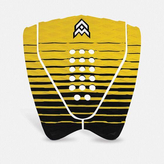 Aerial Material Josh 3 Piece Tail Pad - Yellow Fade