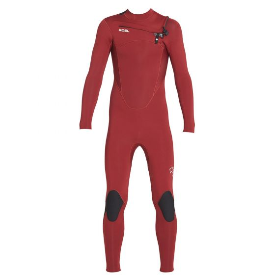 Xcel Youth Comp 4/3mm Chest Zip Wetsuit
