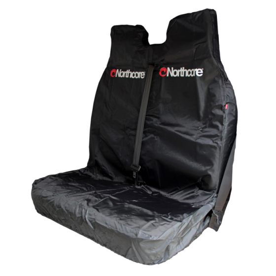 Northcore Double Van Seat Covers - Black