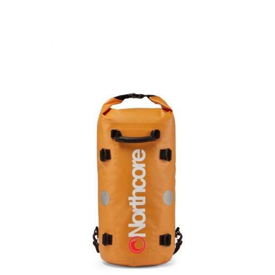 Northcore Dry Bag 20L Backpack 2021 - Orange - Front