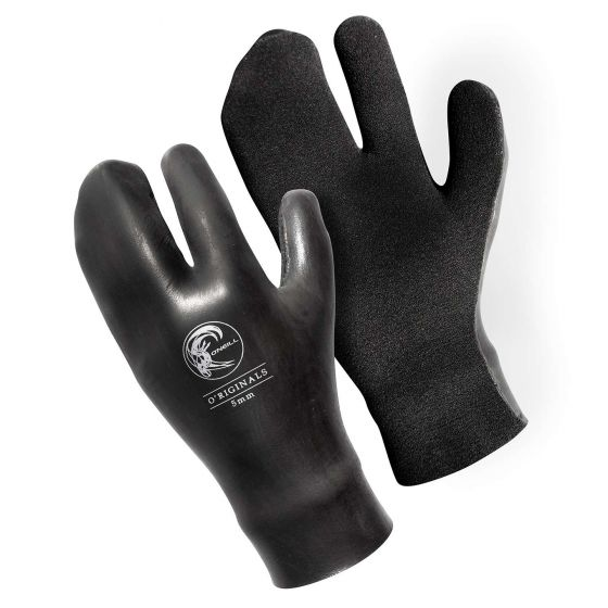 O'Neill Original 5mm Lobster Wetsuit Gloves 2018