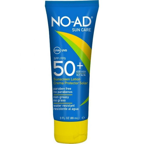 50+ Sunscreen
