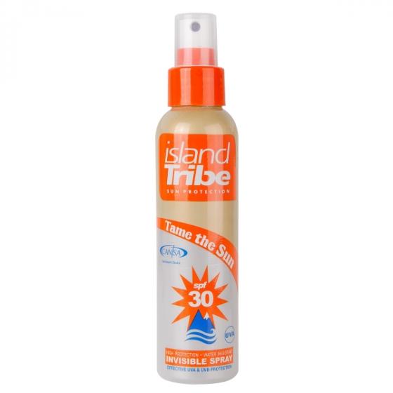 Island Tribe 125ml SPF 30 Spray Sunscreen 1