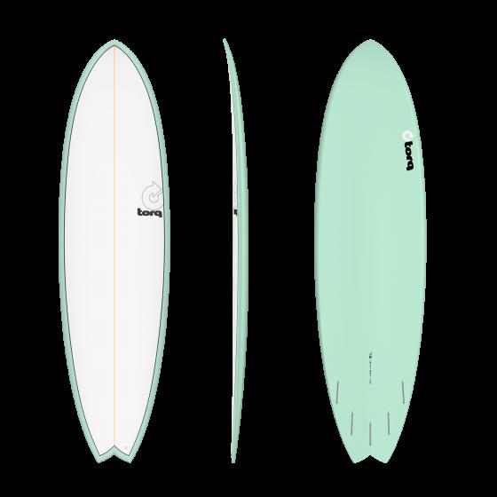 Torq Mod Fish 7ft 2 Surfboard