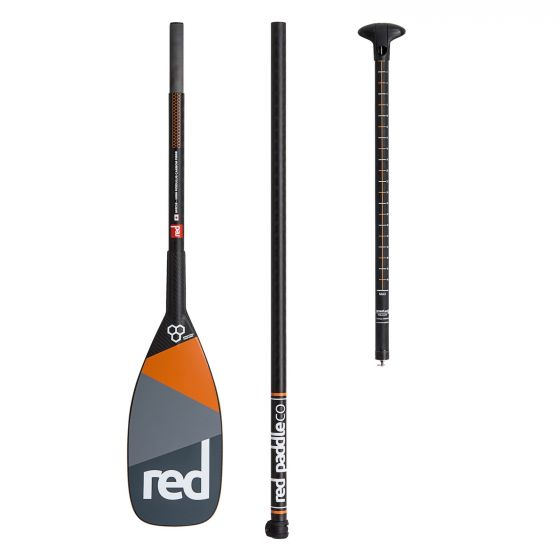 Red Paddle Ultimate Carbon 3 piece Paddle