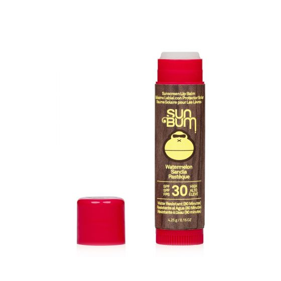 Sun Bum Original SPF 30 Sunscreen Lip Balm - Watermelon