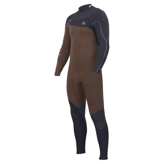 Zion Yeti 4/3mm chest zip wetsuit