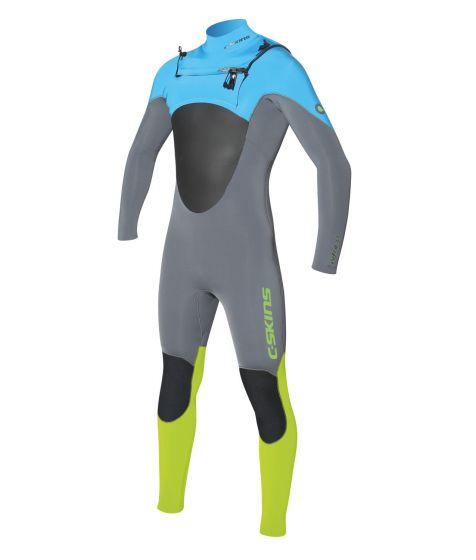 C-SKINS Wired Junior 5/4 Winter Wetsuit